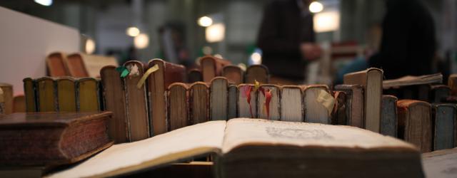 Salone de libro Torino