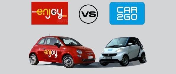 car2go vs enjoy